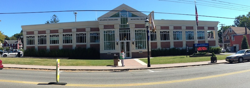 Atlantic Highlands NJ Municipal court DWI