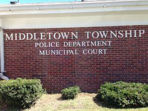 DWI Middletown NJ Municipal court