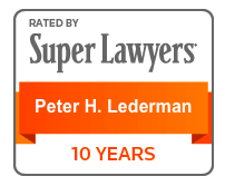 Super Lawyers Peter Lederman