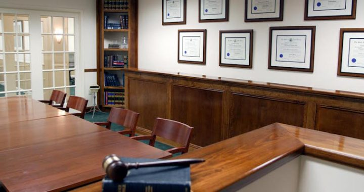 NJ Practice Trail Room for DWI Cases