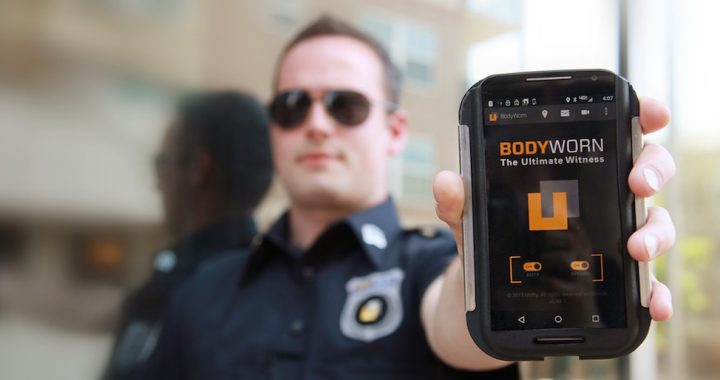 Bodyworn the ultimate witness for police officers