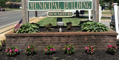Municipal Building 818 W. Lacey Rd.